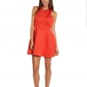 Cameo Orange Dress